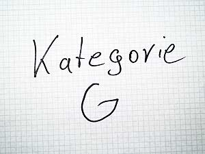 Google Places Kategorie - G