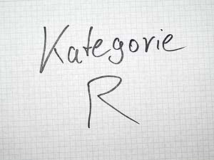 Google Places Kategorie - R