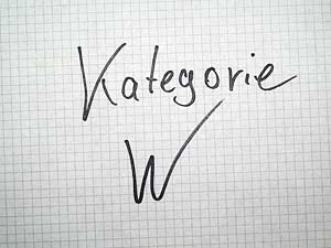 Google Places Kategorie - W