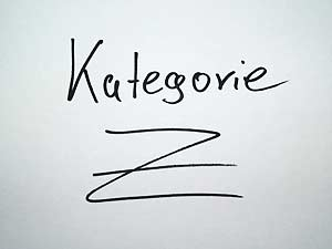 Google Places Kategorie - Z